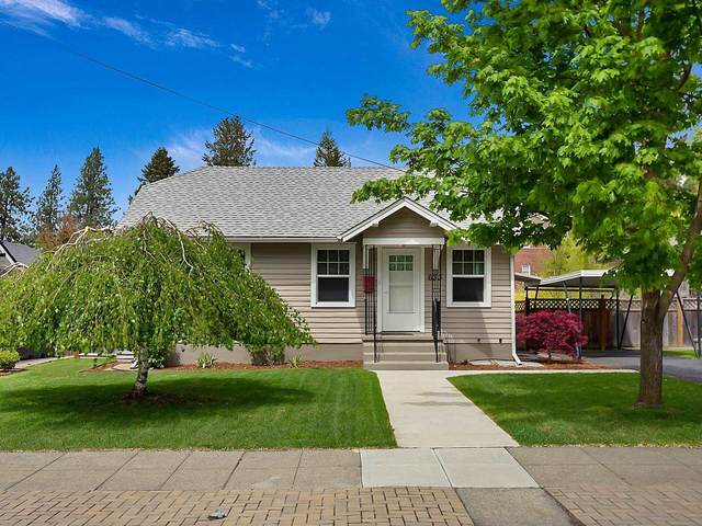 633 E 24th Ave, Spokane, WA 99203 (#202115245) :: Amazing Home Network