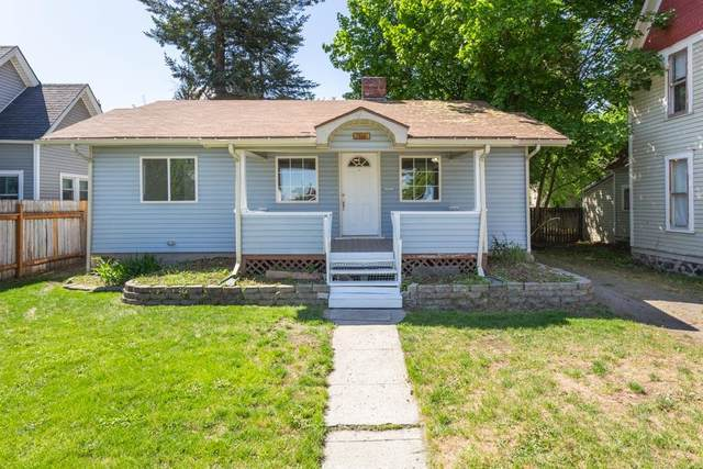 410 E 8th Ave, Spokane, WA 99202 (#202115261) :: Amazing Home Network