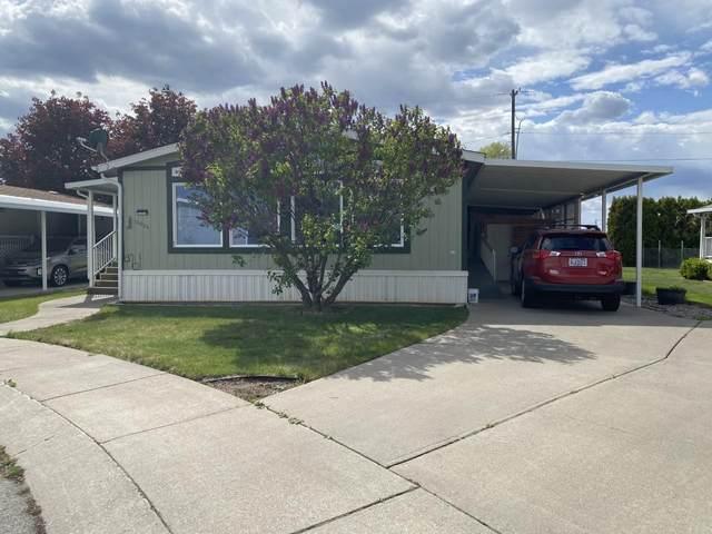 16904 E Meadowbrook Ln #12, Spokane Valley, WA 99016 (#202115266) :: Cudo Home Group