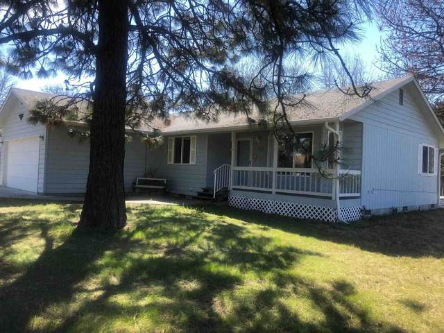 1410 Larch St, Kettle Falls, WA 99141 (#202115268) :: The Hardie Group