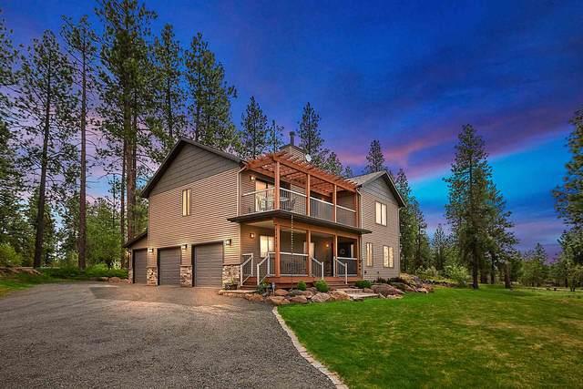 13412 S Clear Lake Rd, Medical Lake, WA 99022 (#202115271) :: Cudo Home Group