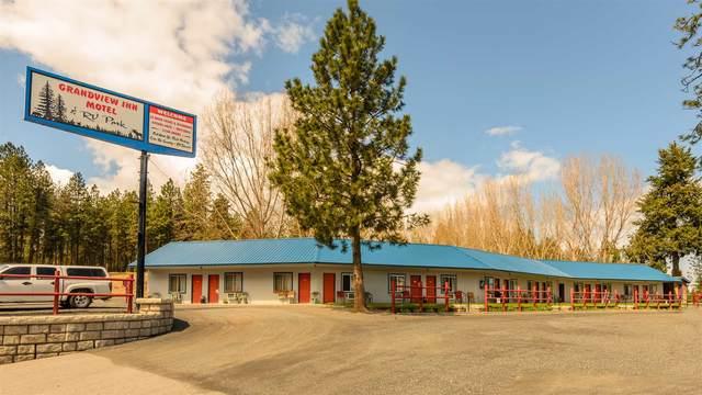 978 N Us-395 Hwy, Kettle Falls, WA 99141 (#202115290) :: The Hardie Group
