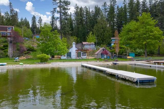 13211 N East Newman Lake Rd, Newman Lake, WA 99025 (#202115298) :: Cudo Home Group