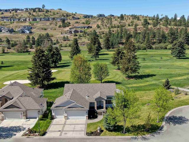 1019 N Garry Dr, Liberty Lake, WA 99019 (#202115340) :: Cudo Home Group