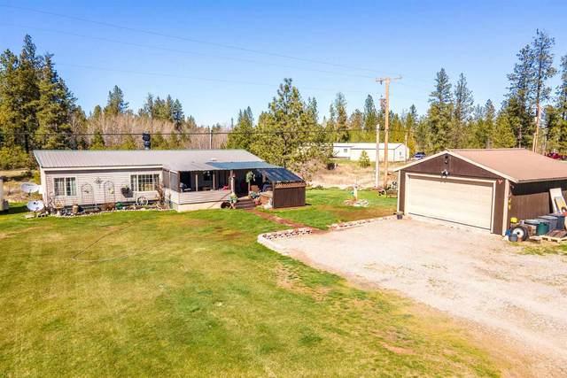 22106 W Malloy Prairie Rd, Cheney, WA 99004 (#202115357) :: Cudo Home Group