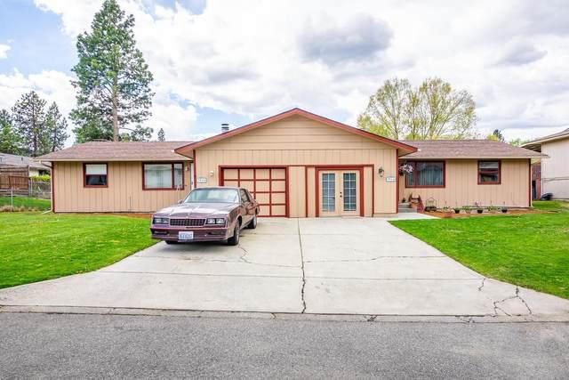 3916 S Johnson St, Spokane Valley, WA 99206 (#202115366) :: Cudo Home Group