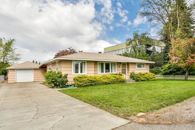 1105 N Stout Rd, Spokane Valley, WA 99206 (#202115367) :: Cudo Home Group
