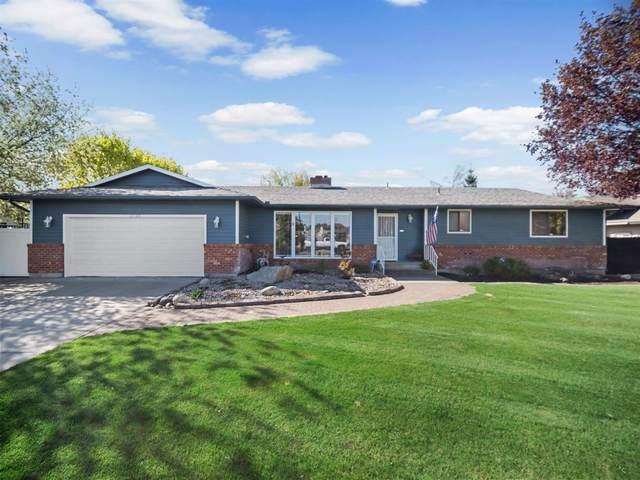 12108 E 34th Ave, Spokane Valley, WA 99206 (#202115398) :: Cudo Home Group