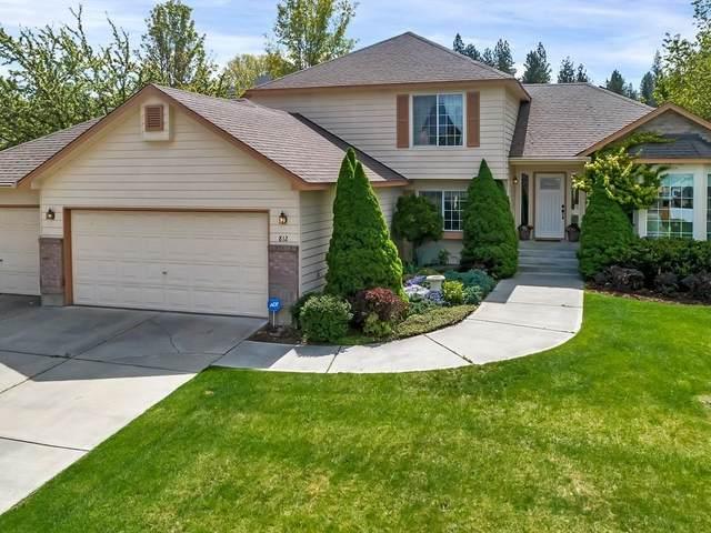 812 E Brierwood Ln, Spokane, WA 99218 (#202115401) :: The Hardie Group