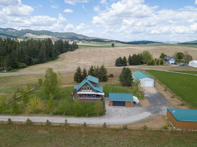 12511 S Sands Rd, Valleyford, WA 99036 (#202115403) :: Top Agent Team