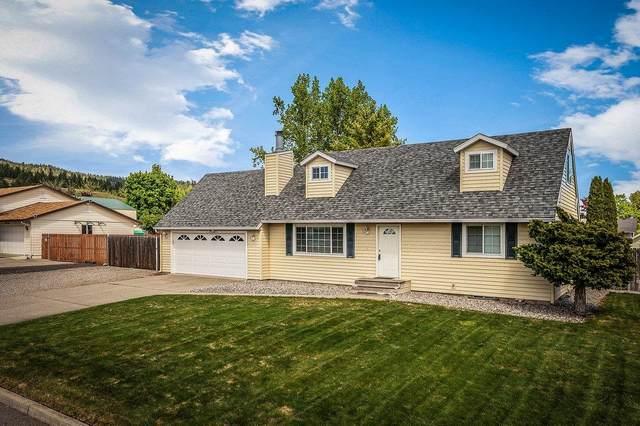 4708 N Larch Rd, Spokane Valley, WA 99216 (#202115405) :: Cudo Home Group