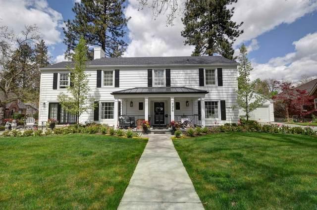 726 W 21ST Ave, Spokane, WA 99203 (#202115407) :: The Hardie Group