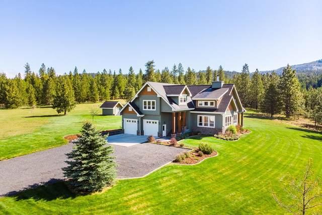 17217 E Walters Rd, Elk, WA 99009 (#202115414) :: Parrish Real Estate Group LLC