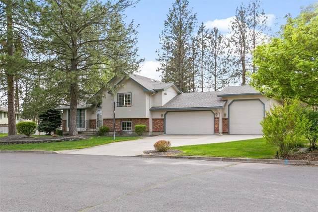 15103 N N Gleneden St, Spokane, WA 99208 (#202115421) :: The Hardie Group