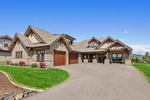7196 W Chardonnay Ln, Coeur d Alene, ID 83814 (#202115434) :: The Synergy Group