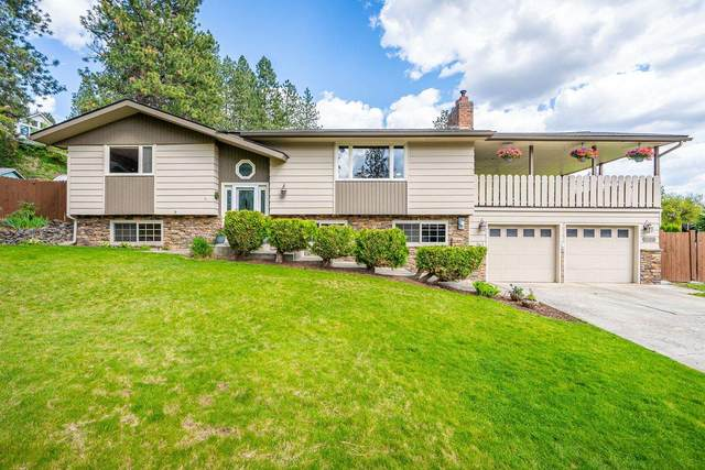 4108 W Arrowhead Ct, Spokane, WA 99208 (#202115443) :: Parrish Real Estate Group LLC