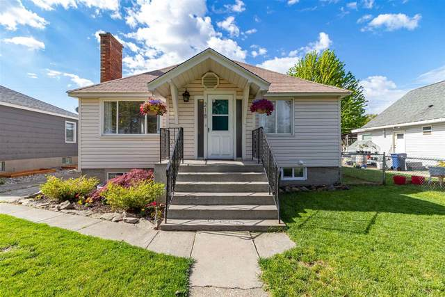 218 E Walton Ave, Spokane, WA 99207 (#202115452) :: Cudo Home Group