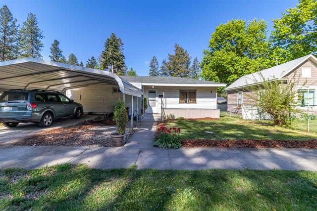 812 S Greene St, Spokane, WA 99202 (#202115453) :: Cudo Home Group