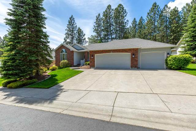 7007 N East Bluff Ct, Spokane, WA 99208 (#202115454) :: Cudo Home Group