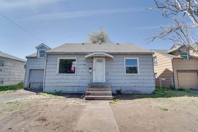 528 E Longfellow Ave, Spokane, WA 99207 (#202115468) :: Elizabeth Boykin | Keller Williams Spokane
