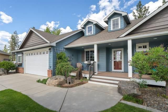 32 E Lindsey Ln, Spokane, WA 99208 (#202115474) :: Heart and Homes Northwest