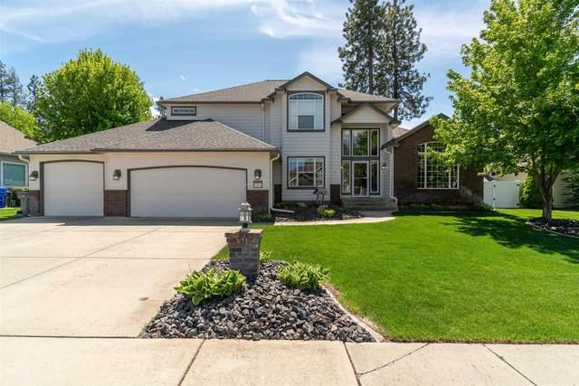 1006 E Huron Dr, Spokane, WA 99208 (#202115534) :: Five Star Real Estate Group