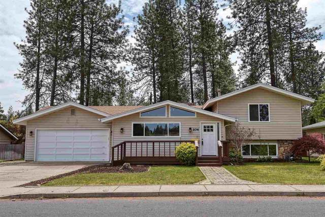 104 E Regina Ave, Spokane, WA 99218 (#202115540) :: Top Agent Team