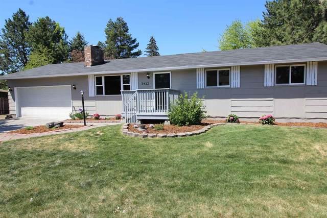 3422 S Bowdish Rd, Spokane, WA 99206 (#202115569) :: The Synergy Group