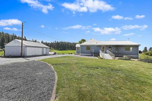 16224 N Day Mt Spokane Rd, Mead, WA 99021 (#202115615) :: Top Agent Team