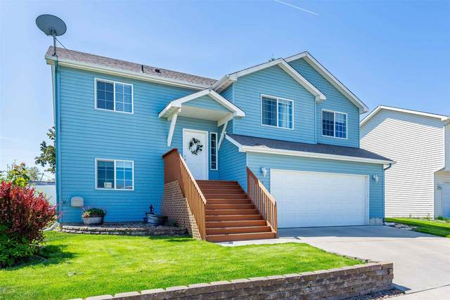 18112 E Michielli Ave, Spokane Valley, WA 99016 (#202115620) :: Top Agent Team