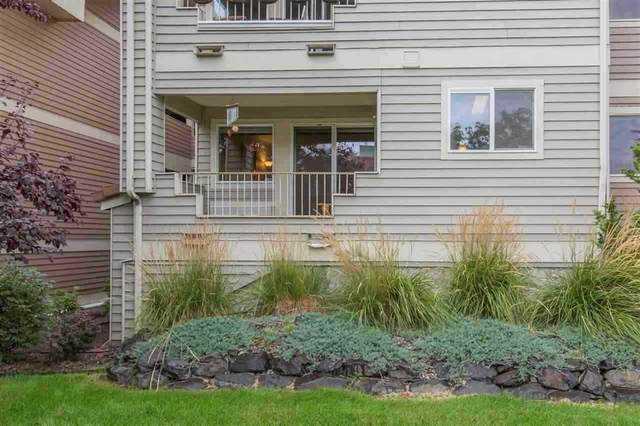 639 N Riverpoint Blvd J206, Spokane, WA 99202 (#202115621) :: Top Agent Team