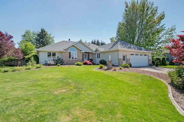 13818 E 42nd Ave, Veradale, WA 99206 (#202115757) :: The Hardie Group