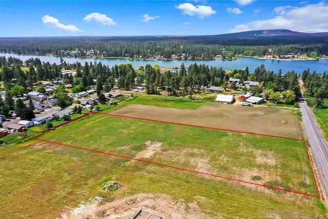 16715 W Silver Lake Rd Lot #4, Medical Lake, WA 99022 (#202115861) :: Five Star Real Estate Group