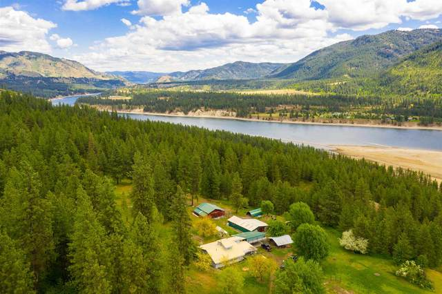 3639 Critter Way, Kettle Falls, WA 99141 (#202115930) :: Freedom Real Estate Group