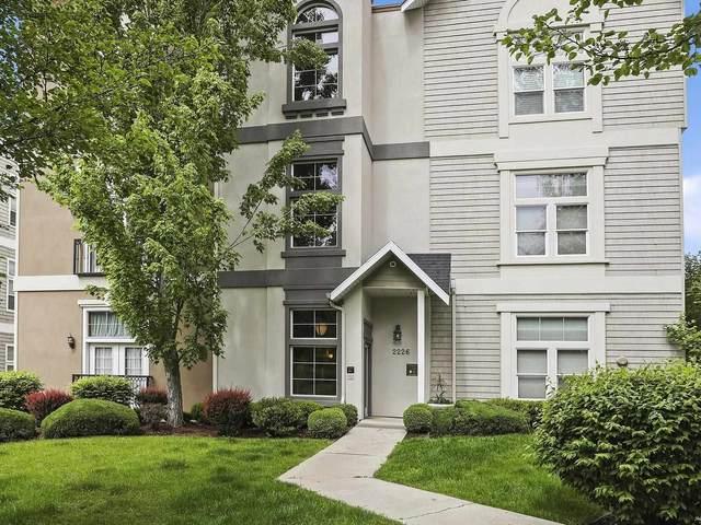 2226 W Riverside Ave #201, Spokane, WA 99201 (#202115970) :: Bernadette Pillar Real Estate