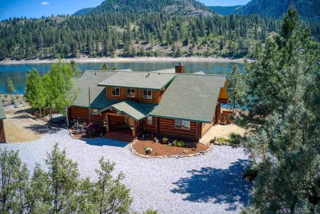 4004 Northport Flat Creek Rd K, Northport, WA 99157 (#202115995) :: Elizabeth Boykin | Keller Williams Spokane