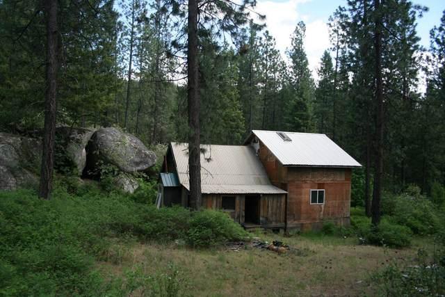 5069-J Rail Canyon Rd, Springdale, WA 99173 (#202116109) :: The Spokane Home Guy Group