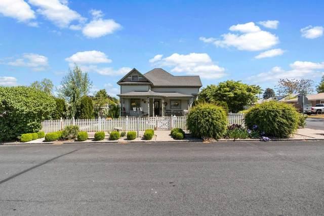 407 S Adams St, Ritzville, WA 99169 (#202116271) :: Five Star Real Estate Group