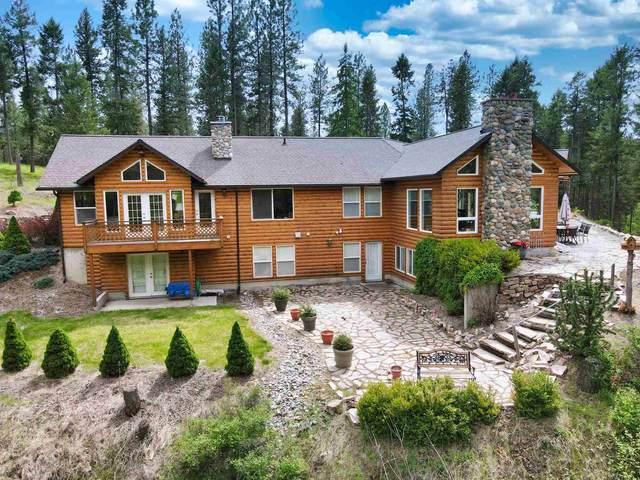 1072 Bear Creek Rd, Colville, WA 99114 (#202116316) :: Top Spokane Real Estate