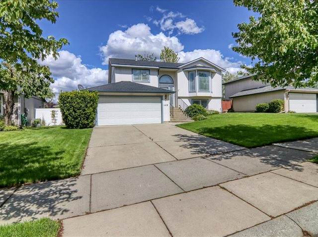 1418 N Ormond Rd, Liberty Lake, WA 99019 (#202116388) :: Inland NW Group