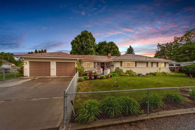 7918 E Glass Ave, Spokane Valley, WA 99212 (#202116405) :: The Spokane Home Guy Group