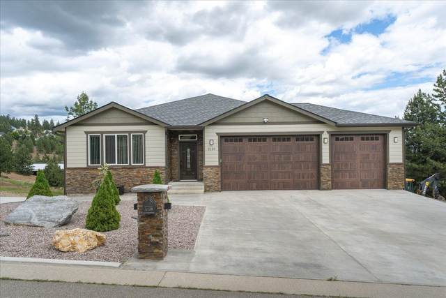 5120 N Del Ray Dr, Otis Orchards, WA 99027 (#202116418) :: Mall Realty Group