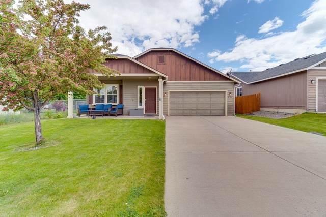 2724 N Wilbur Rd, Spokane Valley, WA 99206 (#202116419) :: Cudo Home Group