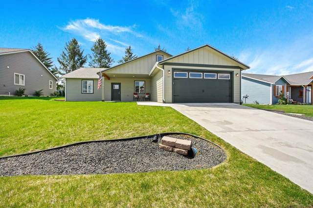 105 W Tenth Ct, Deer Park, WA 99006 (#202116448) :: Freedom Real Estate Group