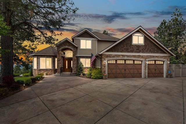 5607 N Hermosa Ct, Otis Orchards, WA 99027 (#202116494) :: Bernadette Pillar Real Estate