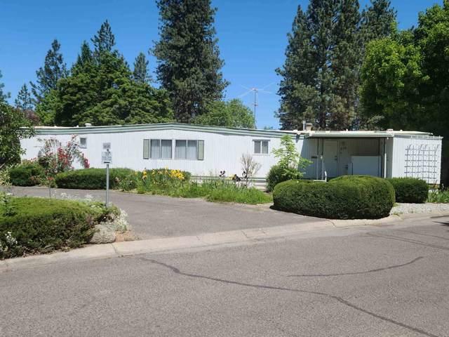 3231 W Boone Ave #710, Spokane, WA 99201 (#202116499) :: The Hardie Group