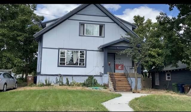 1331 E 32nd Ave, Spokane, WA 99203 (#202116582) :: Prime Real Estate Group