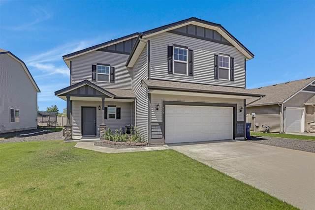 414 S Beeman St, Airway Heights, WA 99001 (#202116609) :: The Spokane Home Guy Group