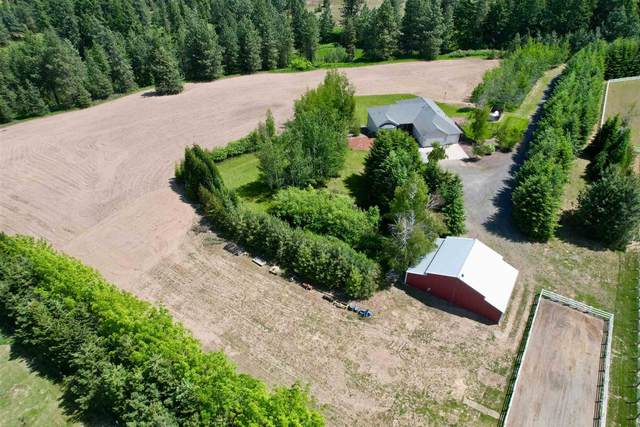 17015 N Sands Rd, Mead, WA 99021 (#202116693) :: Bernadette Pillar Real Estate