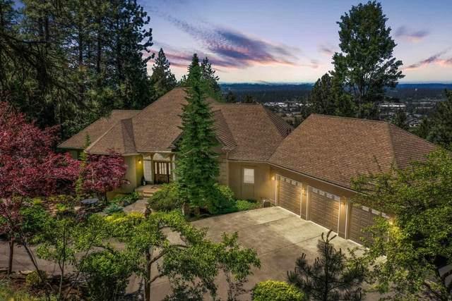 6004 S Elk Ridge Ln, Spokane, WA 99223 (#202116717) :: Cudo Home Group